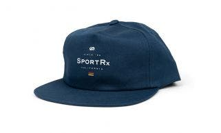 SportRx Snapback Hat Navy